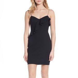 ASTR the Label - Ruffle Body-Con Dress